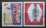 Poštovní známky Grónsko 2000 Kulturní dědictví Mi# 356-57