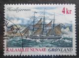 Poštovní známka Grónsko 2002 Plachetnice Mi# 382