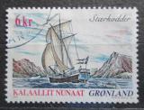 Poštovní známka Grónsko 2002 Plachetnice Mi# 383