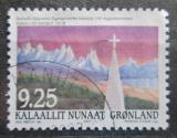 Poštovní známka Grónsko 2005 Kostel a hory Mi# 438