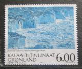 Poštovní známka Grónsko 2005 Dědictví UNESCO Mi# 439