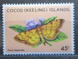 Poštovní známka Kokosové ostrovy 1983 Psara hipponalis Mi# 97
