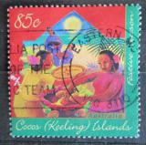 Poštovní známka Kokosové ostrovy 1996 Vánoce Mi# 345