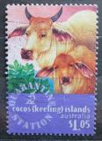 Poštovní známka Kokosové ostrovy 1996 Skot Mi# 348