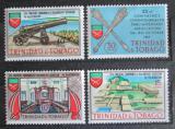 Poštovní známky Trinidad a Tobago 1969 Konference Commonwealthu Mi# 252-55