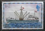 Poštovní známka Falklandské ostrovy 1978 Poštovní loď Merak Mi# 257 I