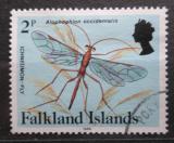 Poštovní známka Falklandské ostrovy 1986 Alophophion occidentalis Mi# 391 II Kat 7€
