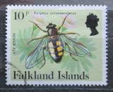 Poštovní známka Falklandské ostrovy 1984 Syrphus octomaculatus Mi# 399