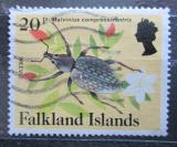 Poštovní známka Falklandské ostrovy 1984 Malvinius compressiventris Mi# 400