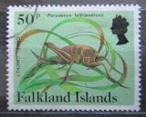 Poštovní známka Falklandské ostrovy 1984 Parudenus falklandicus Mi# 402