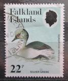 Poštovní známka Falklandské ostrovy 1984 Potápka stříbřitá Mi# 413
