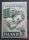 Poštovní známka Island 1949 Pomoc dětem Mi# 254