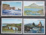 Poštovní známky Island 1966 Krajina na Islandu Mi# 400-03