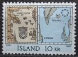 Poštovní známka Island 1967 EXPO Montreal Mi# 411