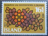 Poštovní známka Island 1972 Samospráva Mi# 463