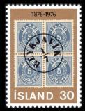 Poštovní známka Island 1976 První známky Mi# 518