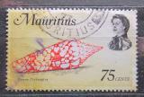 Poštovní známka Mauricius 1969 Conus clytospira Mi# 344