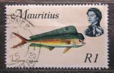 Poštovní známka Mauricius 1969 Zlak nachový Mi# 345