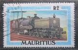 Poštovní známka Mauricius 1979 Lokomotiva Mi# 473