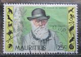 Poštovní známka Mauricius 1982 Charles Darwin Mi# 540