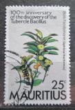 Poštovní známka Mauricius 1982 Aphloia theiformis Mi# 549