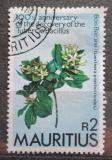 Poštovní známka Mauricius 1982 Gaertnera psychotrioides Mi# 551