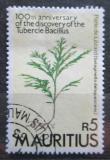 Poštovní známka Mauricius 1982 Selaginella deliquescens Mi# 552