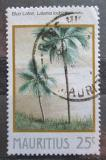 Poštovní známka Mauricius 1984 Latanie Mi# 587