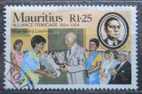 Poštovní známka Mauricius 1984 Francouzský kulturní institut Mi# 597