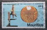 Poštovní známka Mauricius 1978 Mikroskop a penicilín Mi# 460