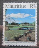 Poštovní známka Mauricius 1978 Zámecká zahrada Mi# 469