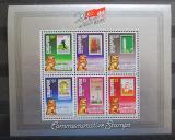 Poštovní známky Singapur 1984 Autonomie, 25. výročí Mi# Block 17 Kat 12€