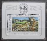 Poštovní známka Bophuthatswana, JAR 1988 Zvířata v Národním parku Mi# Block 3