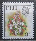 Poštovní známka Fidži 1975 Calanthe furcata Mi# 332