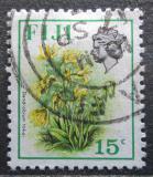 Poštovní známka Fidži 1976 Dendrobium tokai Mi# 338