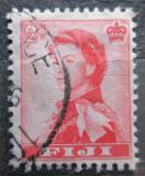 Poštovní známka Fidži 1965 Královna Alžběta II. Mi# 155