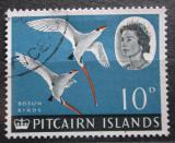 Poštovní známka Pitcairnovy ostrovy 1964 Faeton červenoocasý Mi# 46