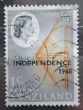 Poštovní známka Svazijsko 1968 Nezávislost Mi# 140 X
