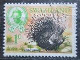 Poštovní známka Svazijsko 1968 Ježura australská Mi# 161
