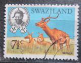 Poštovní známka Svazijsko 1968 Impala Mi# 166