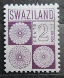 Poštovní známka Svazijsko 1971 Doplatní Mi# 11