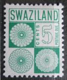 Poštovní známka Svazijsko 1971 Doplatní Mi# 12