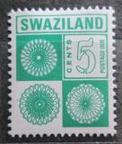 Poštovní známka Svazijsko 1978 Doplatní Mi# 18