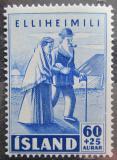 Poštovní známka Island 1949 Pomoc senorům Mi# 257