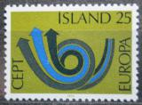 Poštovní známka Island 1973 Evropa CEPT Mi# 472