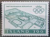 Poštovní známka Island 1980 LOH Moskva Mi# 555