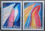 Poštovní známky Island 1986 Vánoce Mi# 661-62
