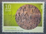 Poštovní známka Island 2010 Umění Mi# 1263