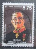 Poštovní známka Srí Lanka 1988 J. X. Pereira, politik Mi# 820