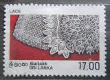 Poštovní známka Srí Lanka 1996 Tradiční umění Mi# 1105